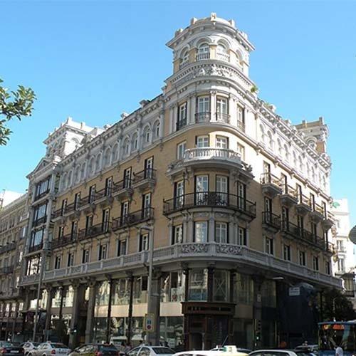 HOTEL LAS LETRAS