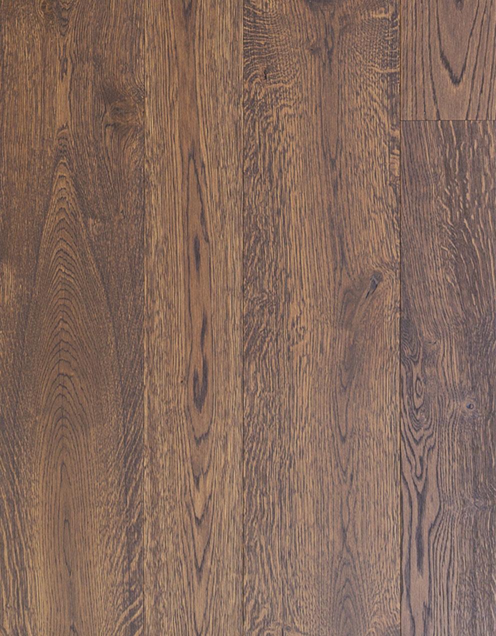 Tarima de madera Roble oscuro